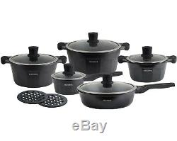 12 pcs Cookware Set with non-stick Granite coating KLAUSBERG Moderno KB-7353