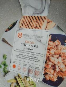 13 Piece Masterclass Speckled beige Premium Cookware/Bakeware Set
