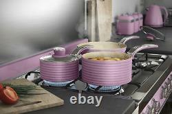 5055322520779 Pots and pans Set Swan RETRO SWPS5020PN (16 cm, 18 cm, 20 cm) Swan