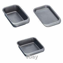 7-Piece Bakeware Set Stacking Non-Stick Coating Baking Tray Tin Pan KitchenCraft