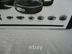 All clad nonstick HA1 10 piece set New Unopened Free Shipping