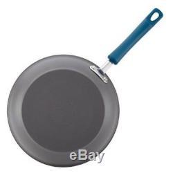 Aluminum Non-stick Pots Pans Rachel Ray Cookware Anodized Chef Pot Set 10 Pcs