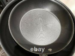 BNIB Circulon Symmetry Hard Anodised 8 piece Non-Stick 5 pan Set Induction