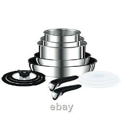 BRAND NEW- Tefal Ingenio L6509042 Induction Pan Set 13 Piece- FREE DELIVERY