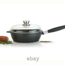 BergHOFF Eurocast Non-stick 7 Piece Cookware Pan Frying Set