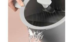 BergHOFF Leo 3 Piece Non-Stick Saucepan Set A Silicone Rim And Steam Vent NEW UK
