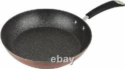 Bergner Pandora 6 Piece Copper Cookware Pot & Pan Set Casserole Frying Sauce Pan