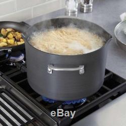 Calphalon Classic 12-Piece Cookware Set 450F Oven Safe Nonstick Pots and Pans