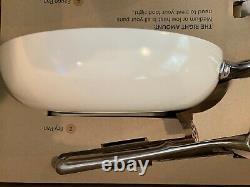 Caraway 7-Piece Cookware Set Non-Toxic Non-Stick Ceramic Coated Off White Cream
