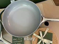Caraway Cookware Set Sage Green New Open Box