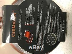 Cermalon 3pc Copper Ceramic, Non-stick Saucepan Set, 16cm, 18cm & 14cm Milk Pan