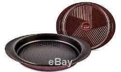 Chefline European Style Non Stick Diamond Coating 6 PC Frying Pan Set