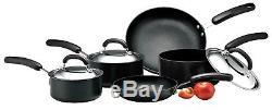 Circulon 2 Hard Anodised Cookware Covered Pot & Pan Non-Stick Set of 5 Pcs 86207