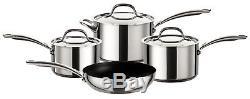 Circulon 78216 Ultimum 4 Piece Induction Pan Set Cookware Set S/Steel Non-Stick