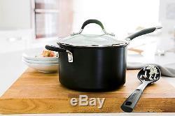Circulon Momentum Induction Non Stick 5 Piece Saucepan Fry Pan Set