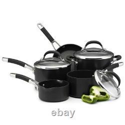 Circulon Premier 5 Piece Hard Anodised Induction Non Stick Pots And Pans Set