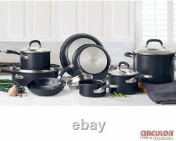Circulon Premier Hard Anodized 13 Piece Non Stick Cookware Set