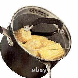 Circulon Premier Professional 13 Piece Hard-Anodised Cookware Pan Set Black