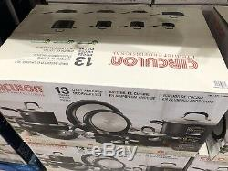 Circulon Premier Professional Hard Anodized 13 Piece Non Stick Pan Set Bargain