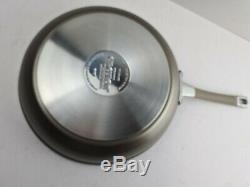 Circulon Premier Professional Hard Anodized 13 Piece Non Stick Pan Set Bronze