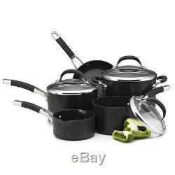 Circulon Premier Professional Heavy Gauge Hard-Anodized Cookware 5 Piece Pan Set