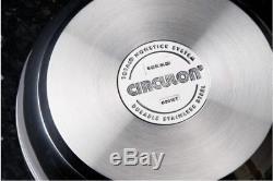 Circulon Ultimum 4 Piece Induction Pan Set Non-Stick Cookware Lifetime Guarantee
