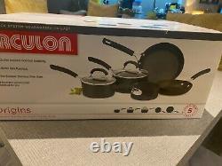Circulon origins 5 piece pan set