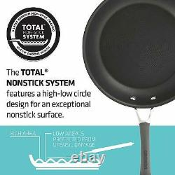 Durable Nonstick Cookware Pots and Pans 9-Piece Set Heavy Duty High Quality NEW