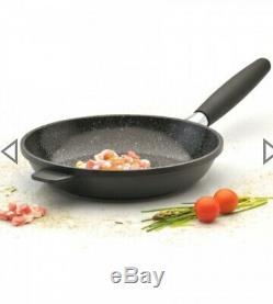Eurocast Starter Set 2 Glass Lids 9.5 Fry Pan 9.5 Saute Pan 1.2 Qt Sauce Pan