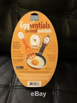 HIC Harold Import Co. 50623-HIC (1, A) Joie MSc Egg Spatula Fry Pan Set Home