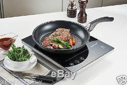 Happycall Korean Original Titanium Coating Frying Pan Set 6pcs Cookware