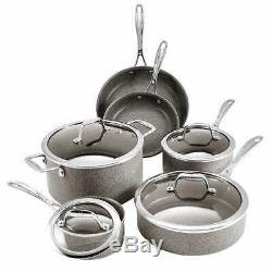J. A. Henckels International 10-piece Capri Granitium Nonstick Cookware Set
