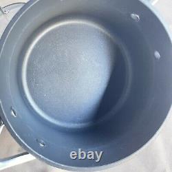 Le Creuset Toughened Nonstick PRO 3 Piece Set 2Qt, 3Qt, 4Qt Sauce Pans