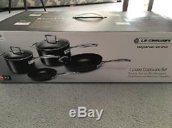 Le Crueset Toughened Non Stick 4 Piece Cookware Set RRP £479.00