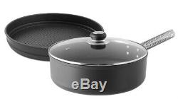 Lloyd Pots And Pans Set High Quality Nonstick Commercial Grade Kitchen Cookware