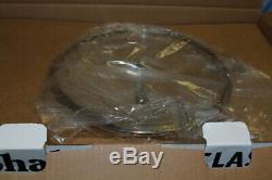 NIB CALPHALON CLASSIC 10pc POT & PAN SET Nonstick see thru lids with strainer
