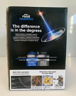 Ninja Foodi NeverStick 11-Piece Cookware Set, Never Stick, C19600