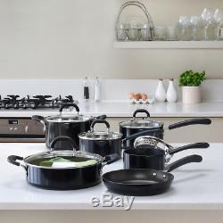 ProCook Gourmet Induction Non-Stick Strain and Pour Cookware Set 6 Piece