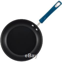 Rachel Ray Cookware Pots Pans Set Nonstick Non Stick Enamel Marine Rachael NEW