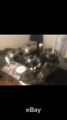 Saladmaster cookware ser