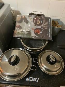Saladmaster cookware set