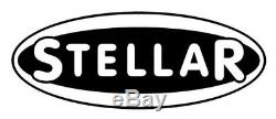 Stellar 7000 5 Piece Draining Induction Saucepan Set Lifetime Guarantee