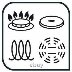 Tefal Cookware Set Cook & Clip 6 Pcs Saucepan Stewpots Glass Lids Pots Pot LID