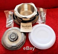 Tefal Ingenio 13 Piece Non-Stick Stainless Steel Cookware Set