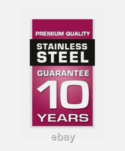 Tefal Ingenio Emotion 22 Piece Stainless Steel Frying & Saucepan Set Brand New