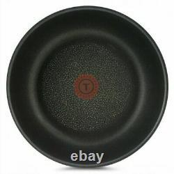 Tefal Ingenio Emotion Frypans Set 4-piece 22/24/28 Pans Pan Set Removable Handle