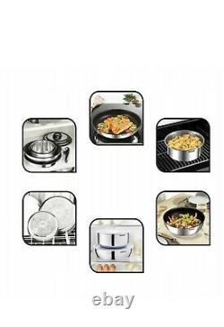 Tefal Ingenio Emotion Induction Pan Set Saucepan Set Cookware Set Pot All Hobs