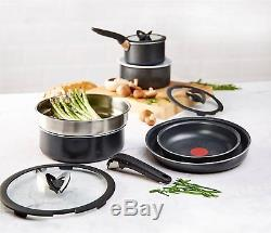 Tefal Ingenio Essential Non-stick Saucepan Set 13 Pieces L2009142