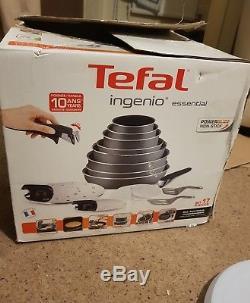 Tefal Ingenio non stick 17 piece set
