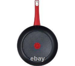 Tefal Jamie Oliver 5pcs H801S514 Non-stick Induction Pan Set Red
